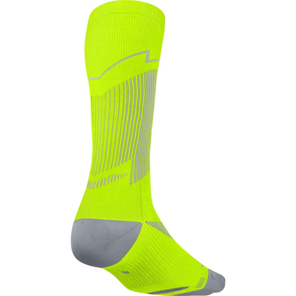Nike Elite Run Compression Løpesokker