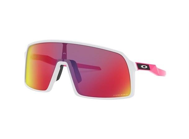 Oakley Sutro Prizm Mtt Solbriller Hvit