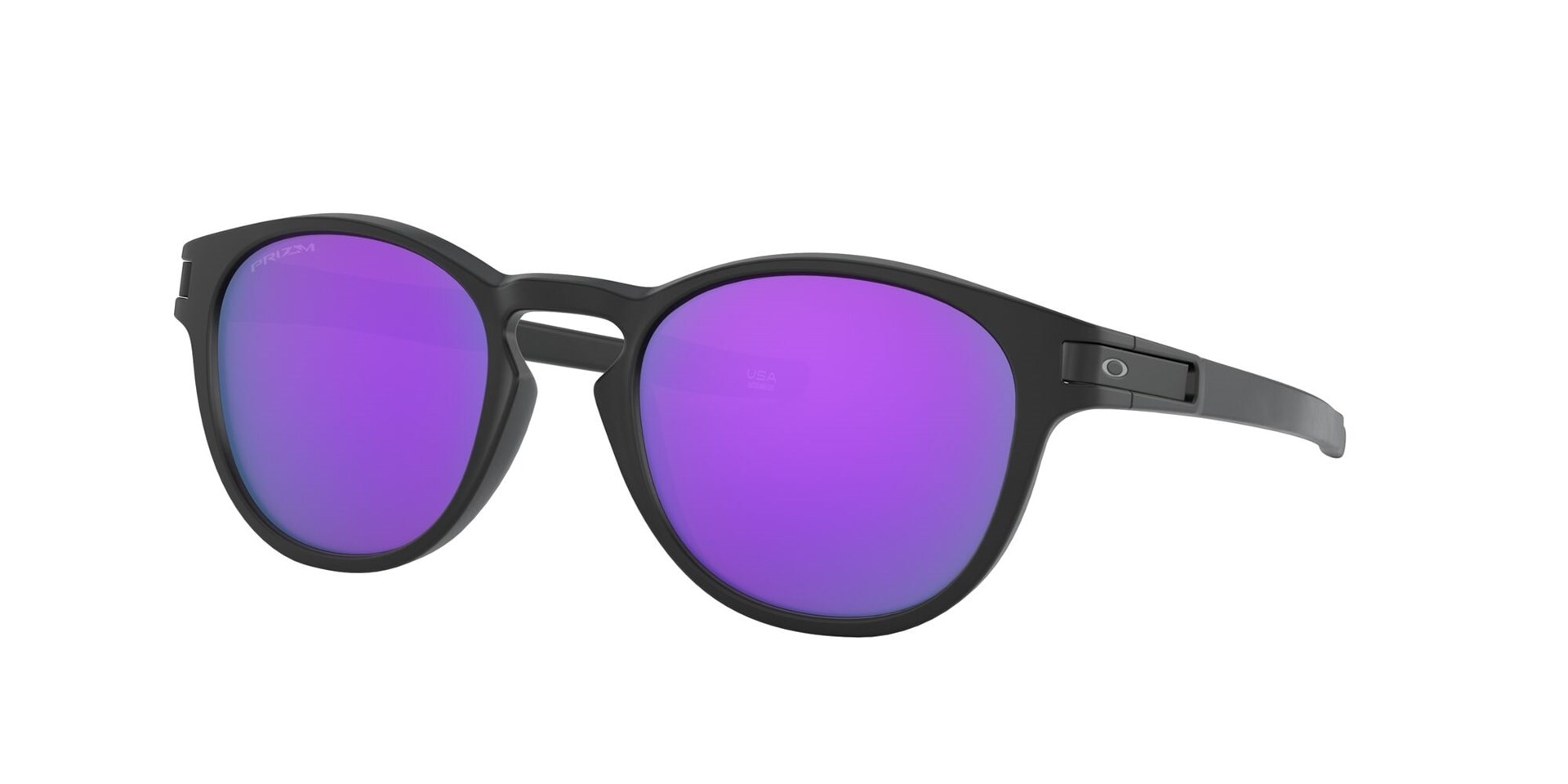 Oakley Latch Prizm Solbriller Sort