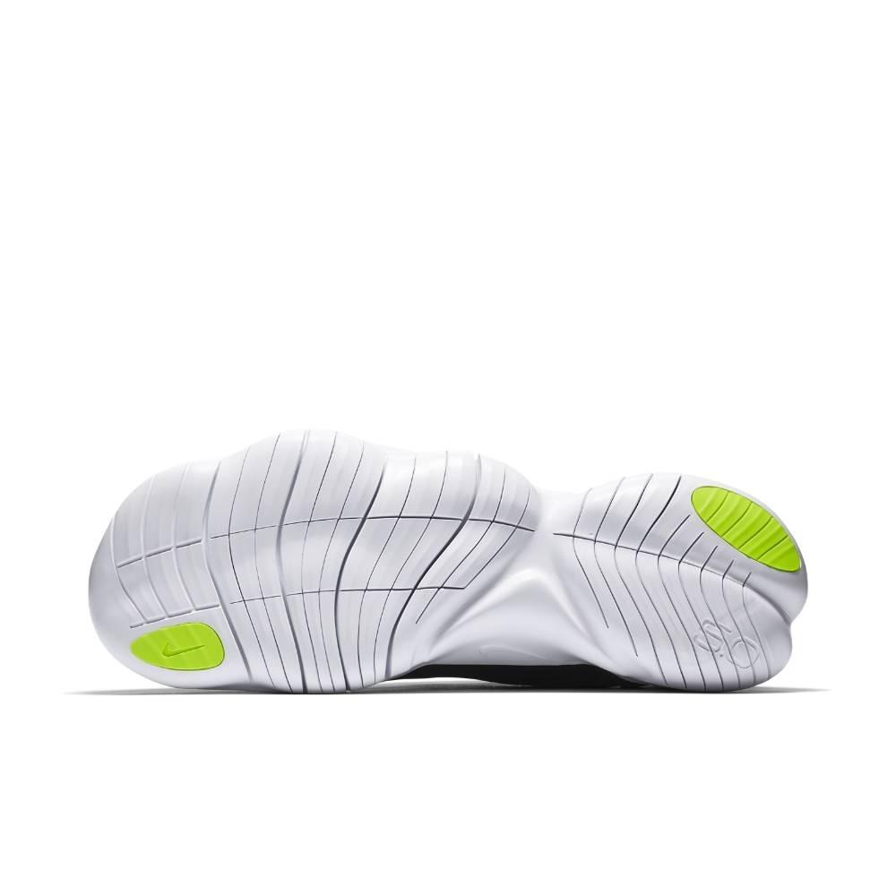 Nike Free Run Flyknit 5.0 Joggesko Herre Sort