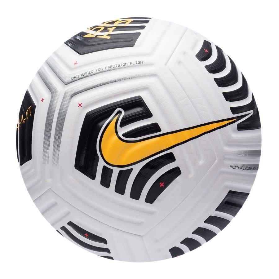 Nike Flight Matchball Fotball 2020/21 Hvit/Sort