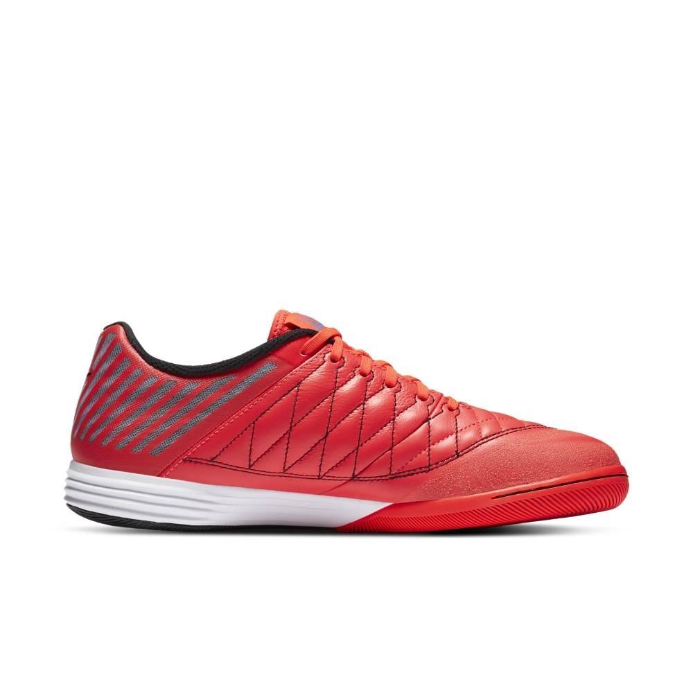 Nike Lunargato II IC Futsal Innendørs Fotballsko Rød