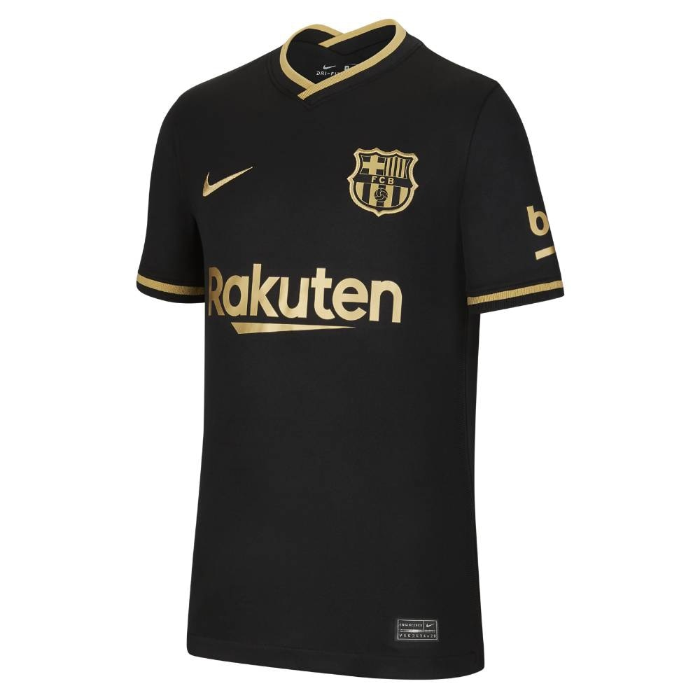 Nike FC Barcelona Fotballdrakt 20/21 Borte Barn