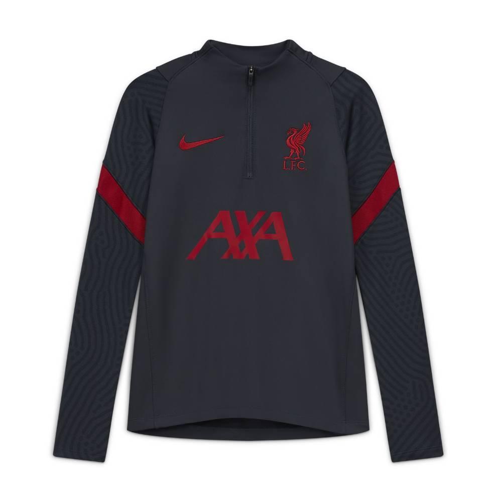 Nike Liverpool Dry Strike Fotballgenser 20/21 Barn
