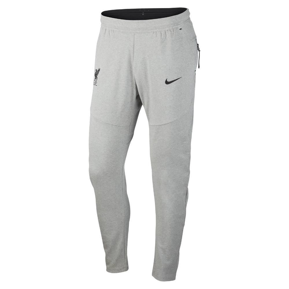 Nike Liverpool FC Tech Pack Fritidsbukse 20/21 Grå