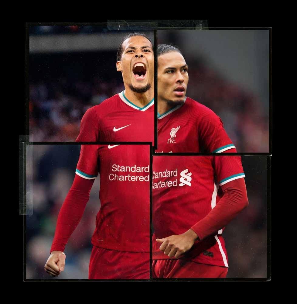 Liverpool FC Vaporknit Match Fotballdrakt 20/21 Hjemme