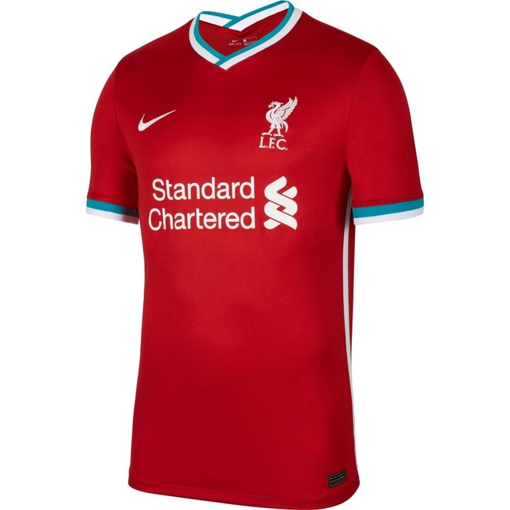 Nike Liverpool FC Fotballdrakt 20/21 Hjemme
