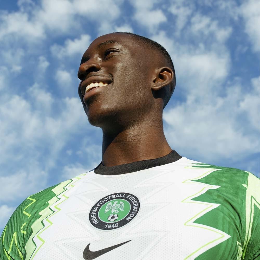 Nike Nigeria Fotballdrakt 20/21 Hjemme Barn