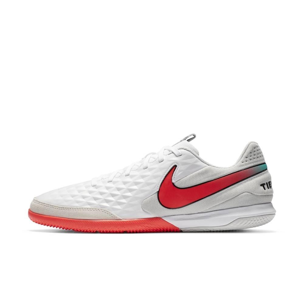 Nike TiempoX Legend 8 Academy IC Futsal Innendørs Fotballsko Flash Crimson Pack