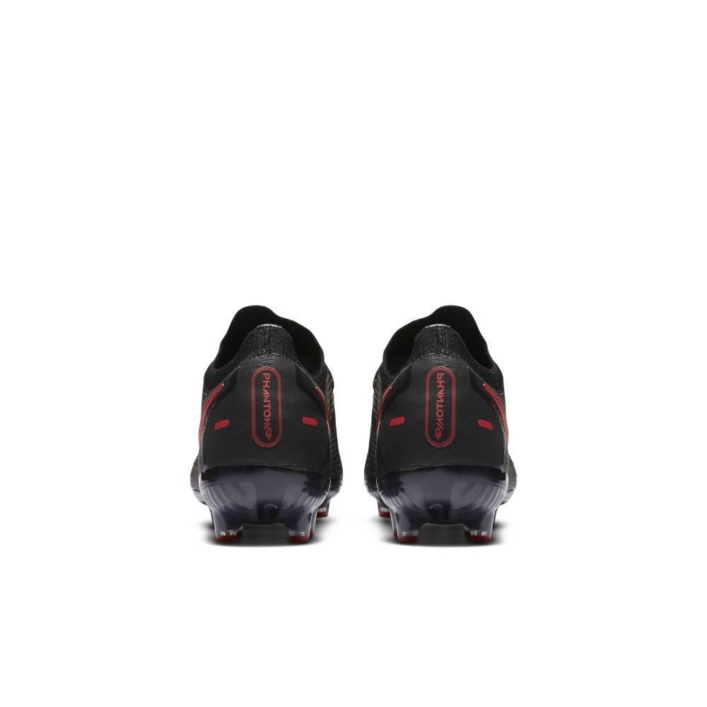 Nike Phantom GT Elite AG-Pro Fotballsko Black x Chile Red Pack