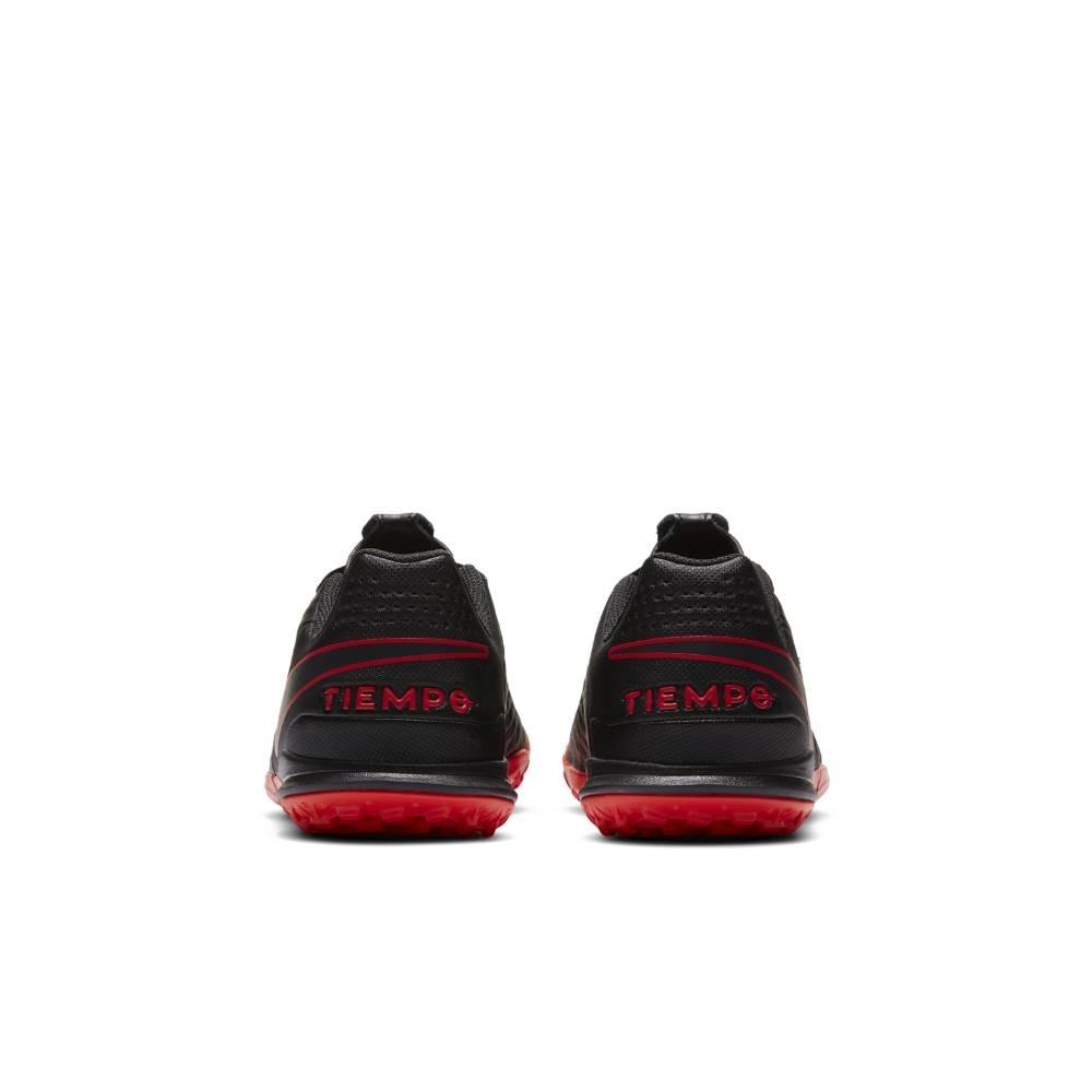 Nike TiempoX Legend 8 Academy TF Fotballsko Barn Black x Chile Red Pack
