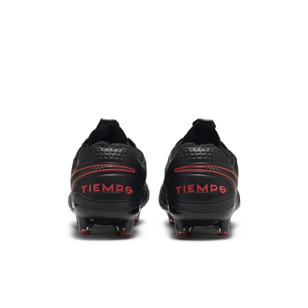 Nike Tiempo Legend 8 Elite AG-Pro Fotballsko Black x Chile Red Pack