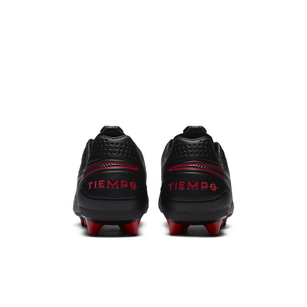 Nike Tiempo Legend 8 Pro AG-Pro Fotballsko Black x Chile Red Pack