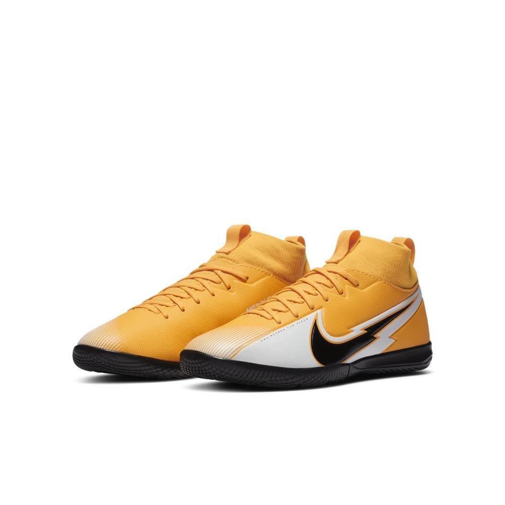 Nike MercurialX Superfly 7 Academy IC Futsal Innendørs Fotballsko Barn Daybreak Pack