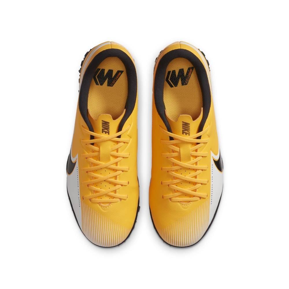 Nike MercurialX Vapor 13 Academy TF Fotballsko Barn Daybreak Pack