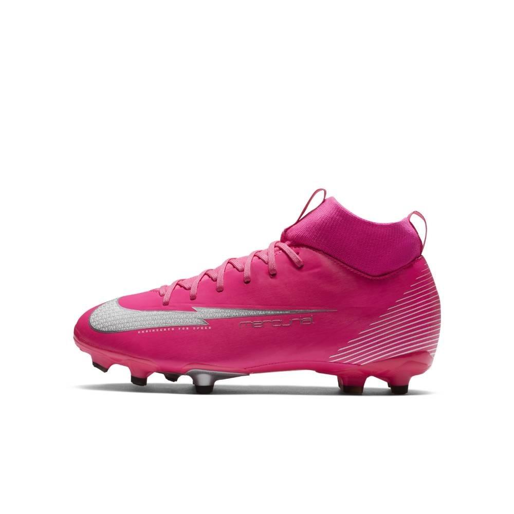 Nike Mercurial Superfly 7 Academy MG Fotballsko Barn Mbappé