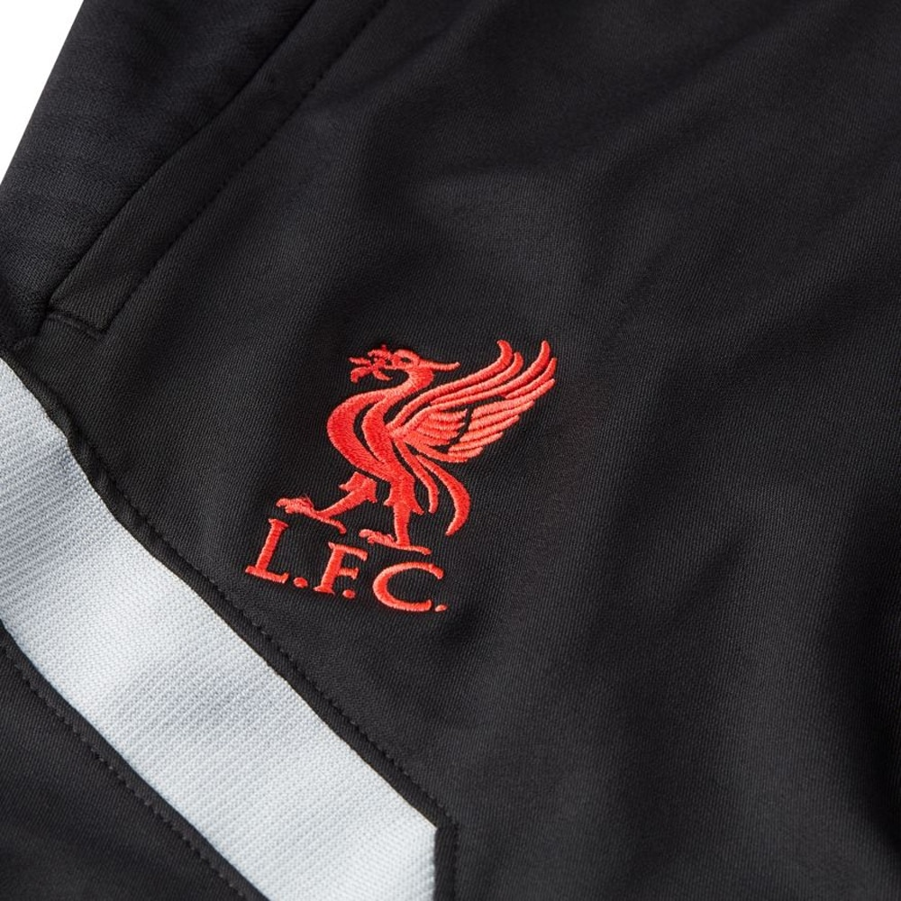 Nike Liverpool FC Dry Strike Fotballbukse 20/21 Barn Sort