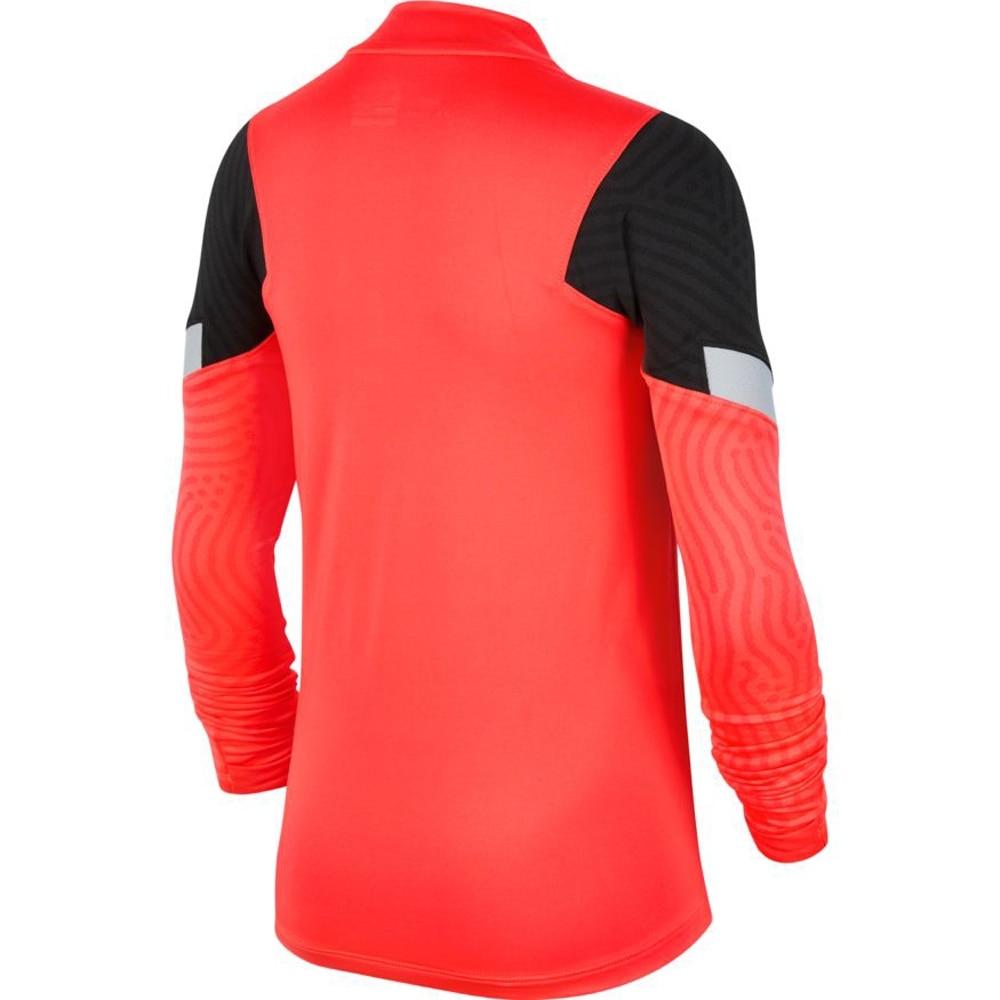 Nike Liverpool Dry Strike Fotballgenser 20/21 Barn Crimson Rød