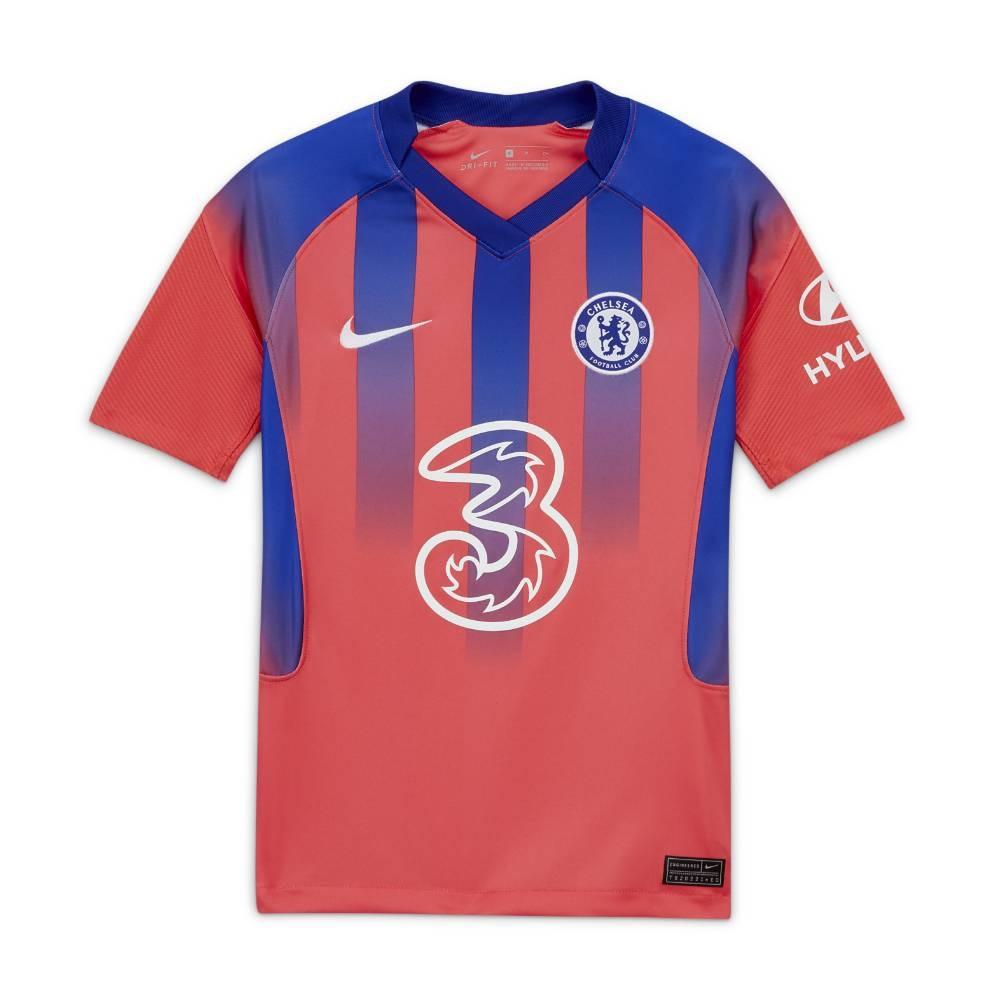 Nike Chelsea FC Fotballdrakt 20/21 3rd Barn