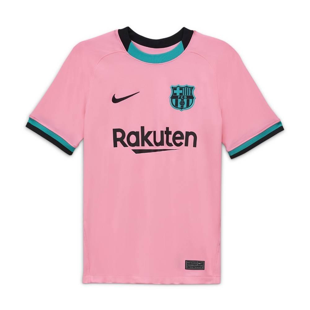 Nike FC Barcelona Fotballdrakt 20/21 3rd Barn