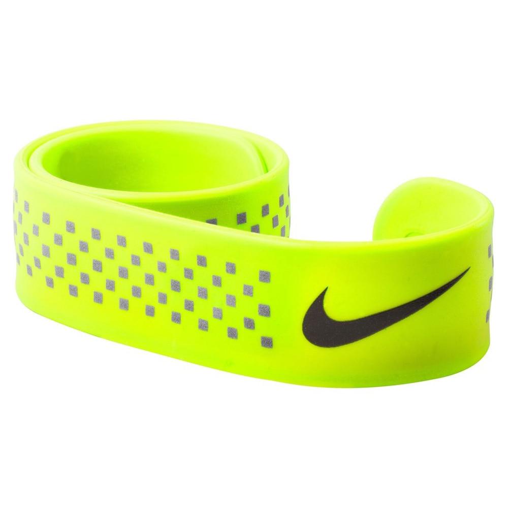 Nike Running Slapband Refleksbånd Neongul