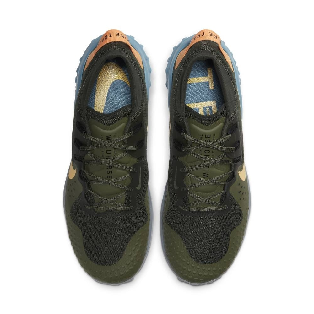 Nike Wildhorse 6 Joggesko Herre Olivengrønn