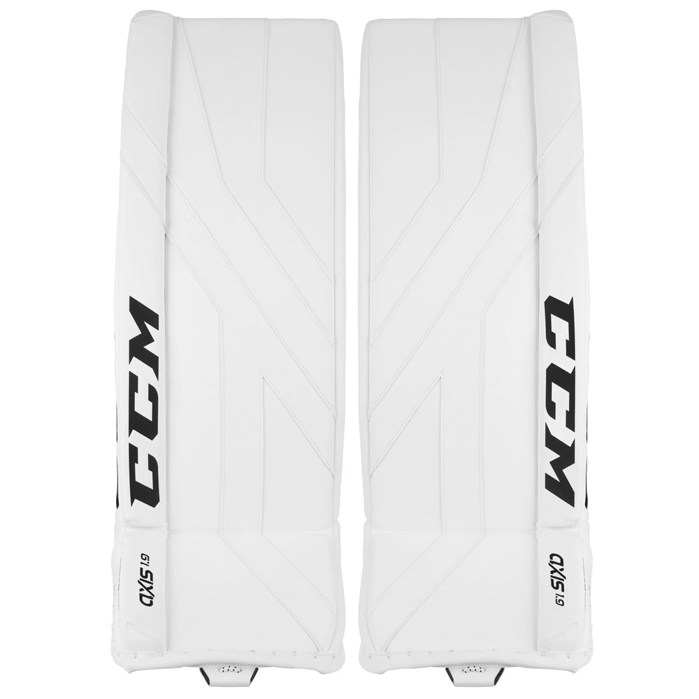 Ccm AXIS 1.9 Int. Keeperskinn Hvit