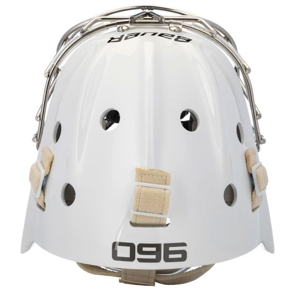 Bauer 960 Keepermaske Hockey Non-Certified Cat Eye