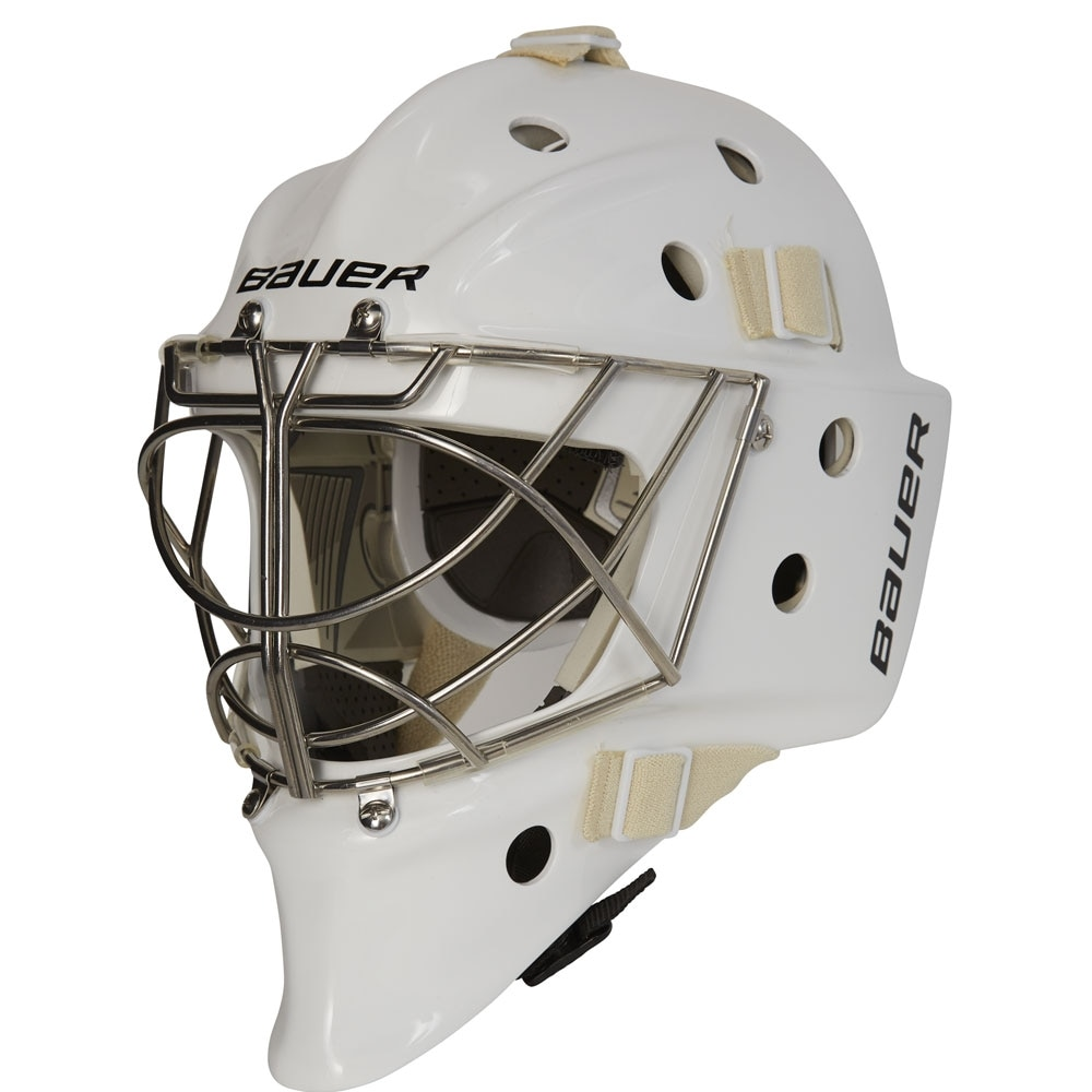 Bauer 960 Keepermaske Hockey Non-Certified Cat Eye