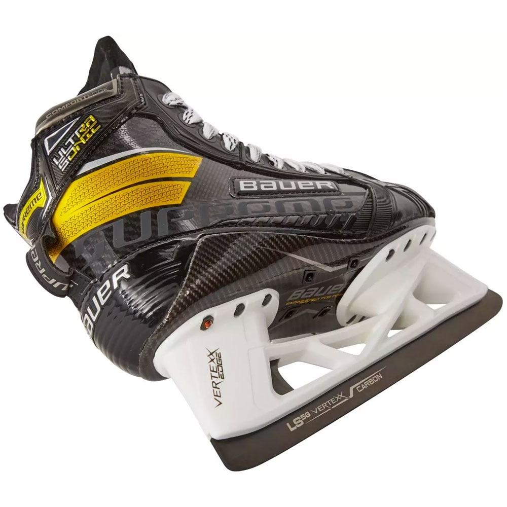 Bauer Supreme Ultrasonic Int. Keeper Hockeyskøyter