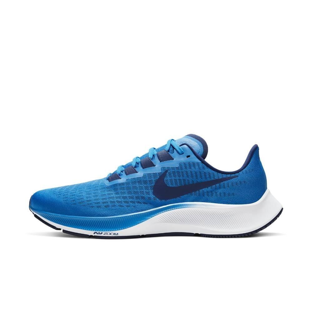 Nike Air Zoom Pegasus 37 Joggesko Herre Blå
