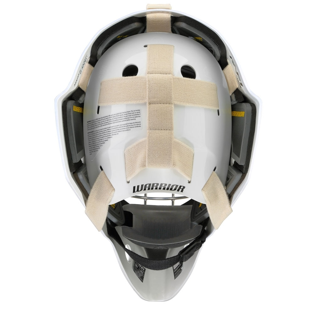 Warrior Ritual F1 SR+ Keepermaske Hockey