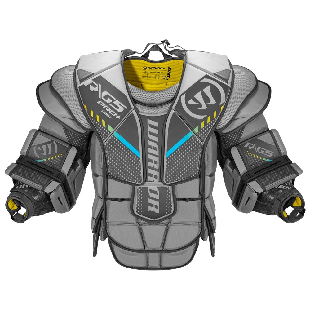 Warrior Ritual G5 PRO+ Keepervest Hockey