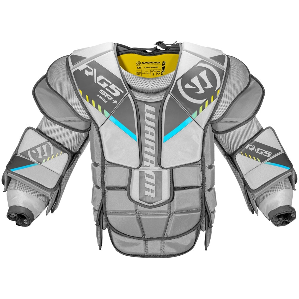 Warrior Ritual G5 SR+ Keepervest Hockey