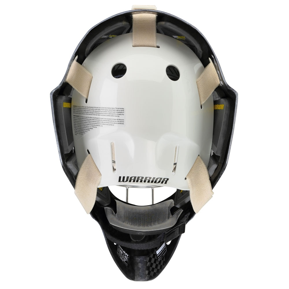 Warrior Ritual F1 PRO Keepermaske Hockey