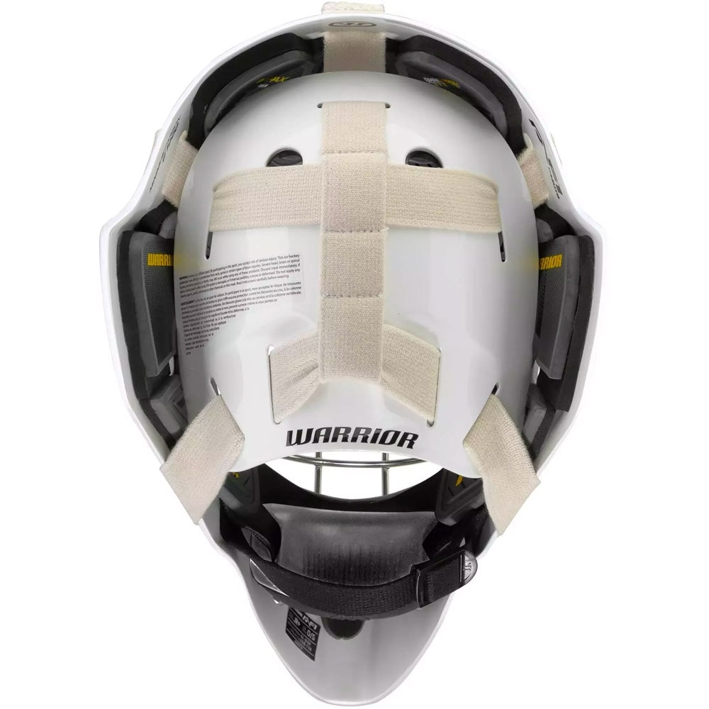 Warrior Ritual F1 JR+ Keepermaske Hockey