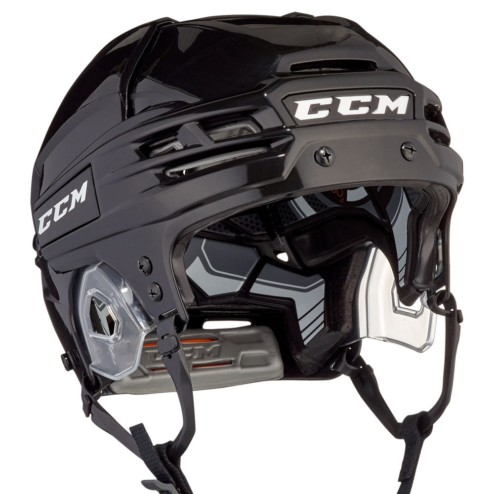 Ccm Tacks 910 Hockeyhjelm Svart