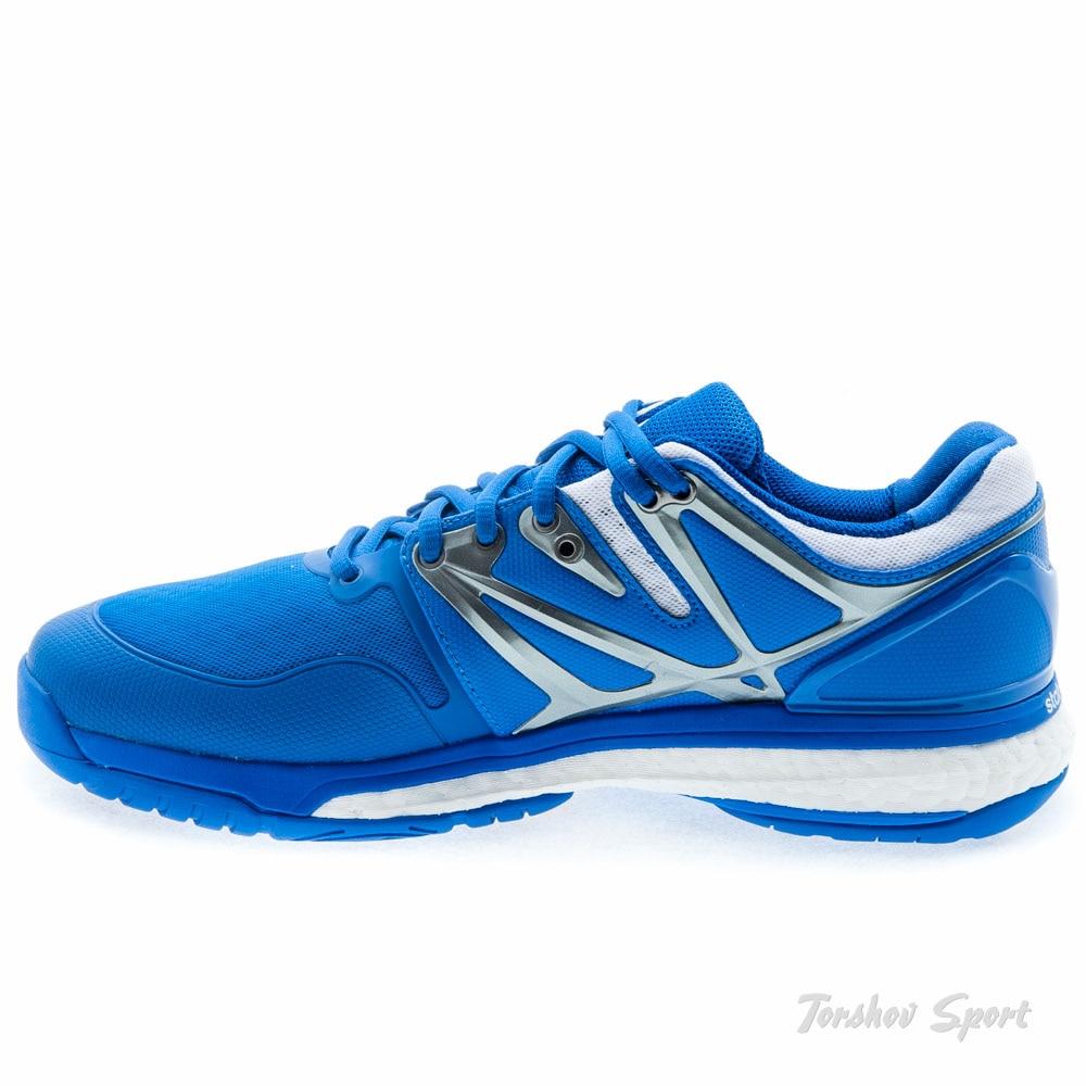 Adidas Stabil Boost Hallsko Herre Blå