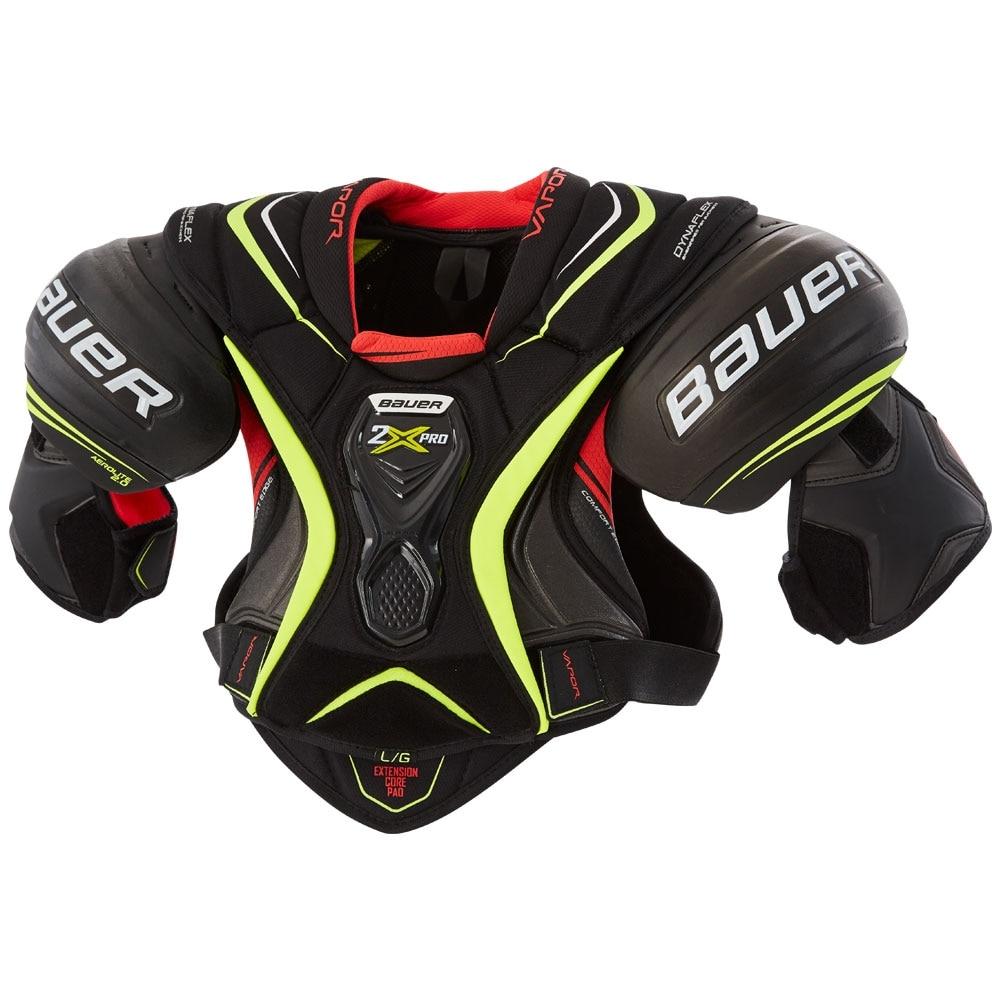 Bauer Vapor 2X PRO Junior Skulderbeskyttelse Hockey