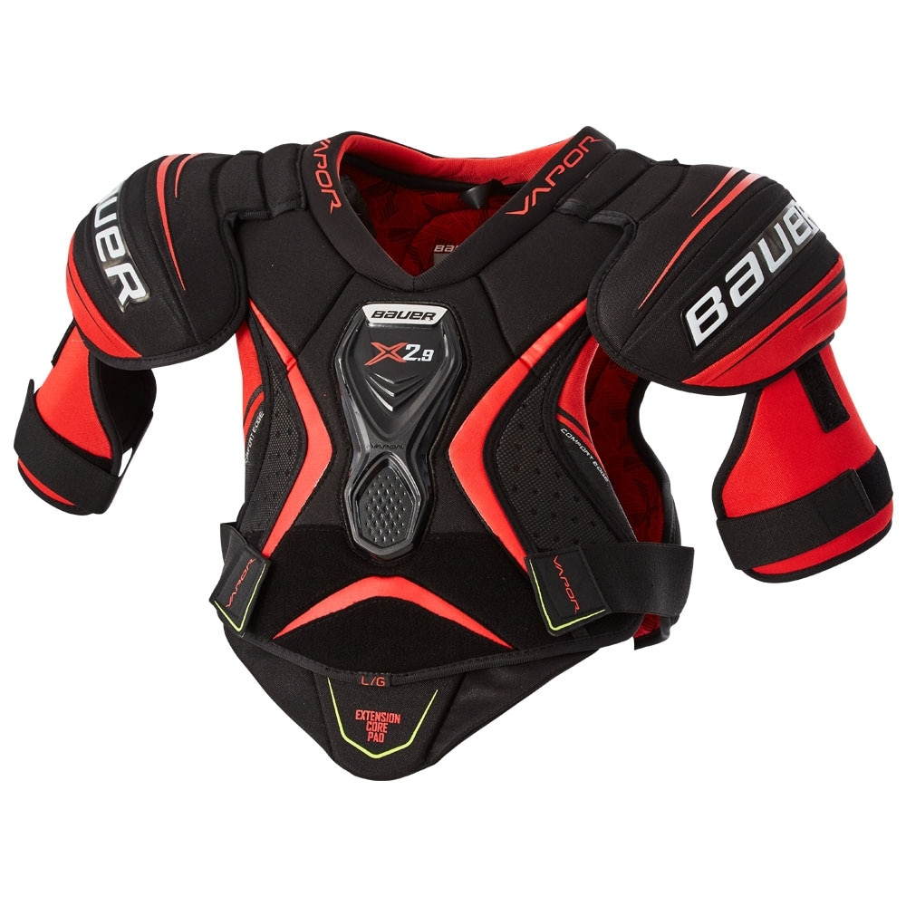 Bauer Vapor X2.9 Junior Skulderbeskyttelse Hockey