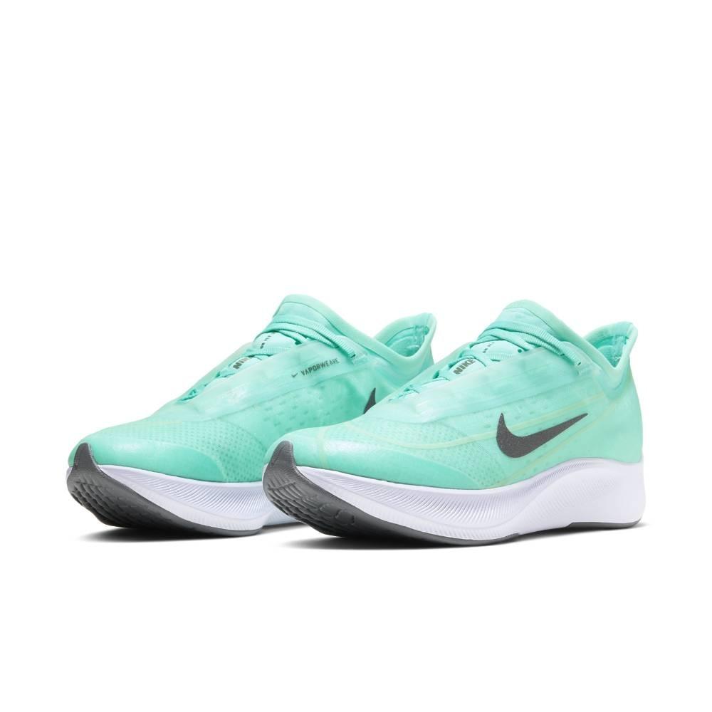 Nike Zoom Fly 3 Joggesko Dame Turkis