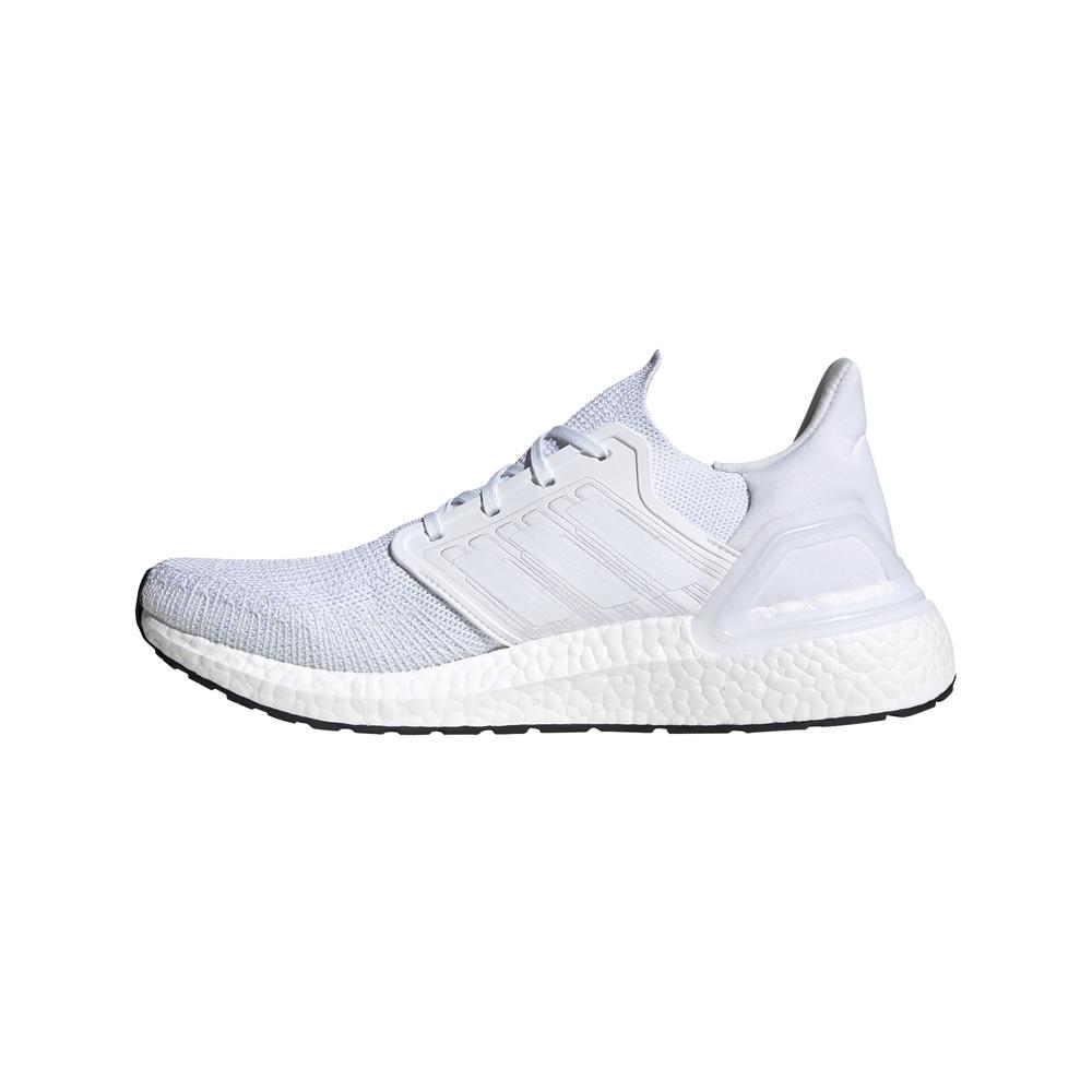 Adidas UltraBoost 20 Joggesko Herre Hvit/Hvit
