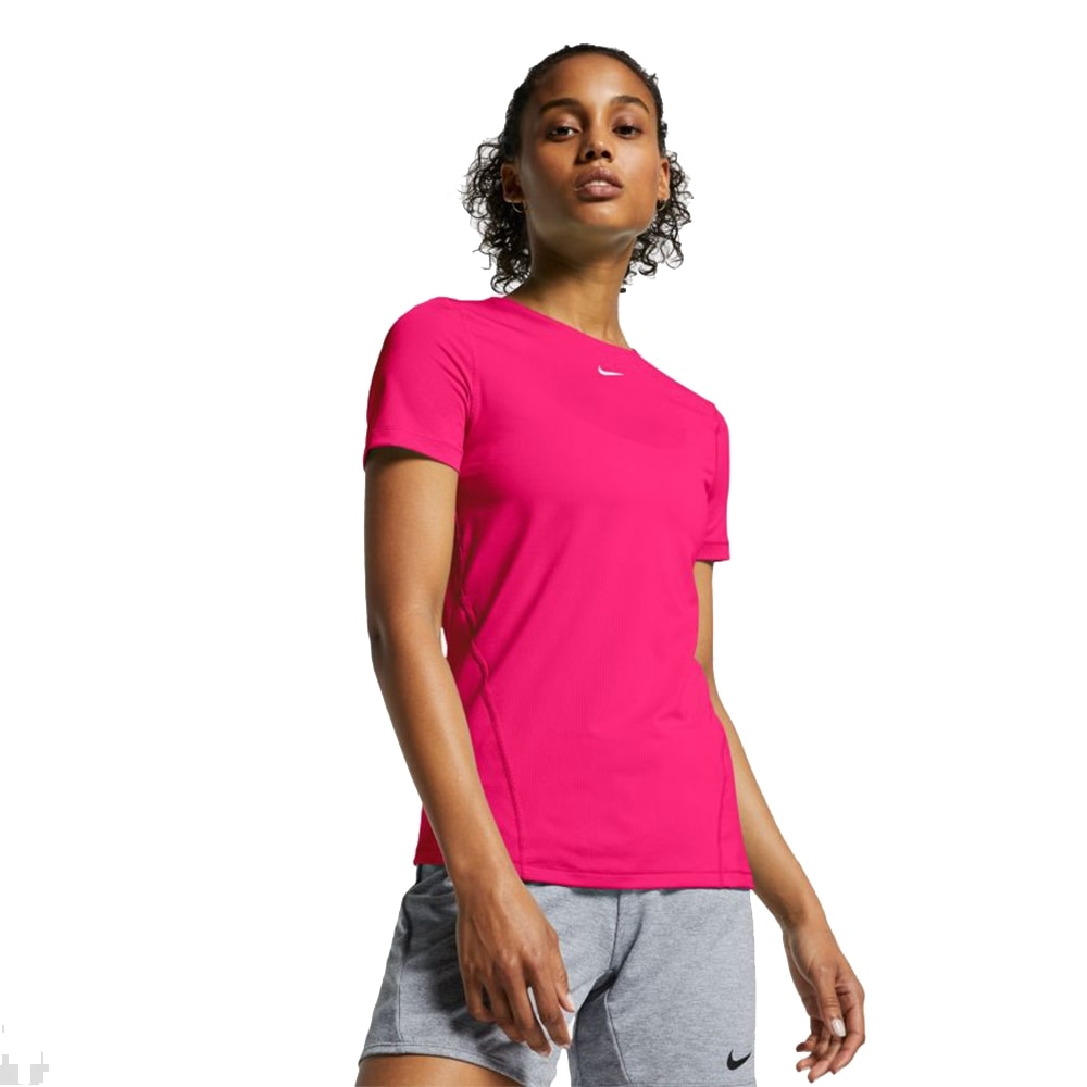 Nike All Over Løpetrøye Dame Rosa