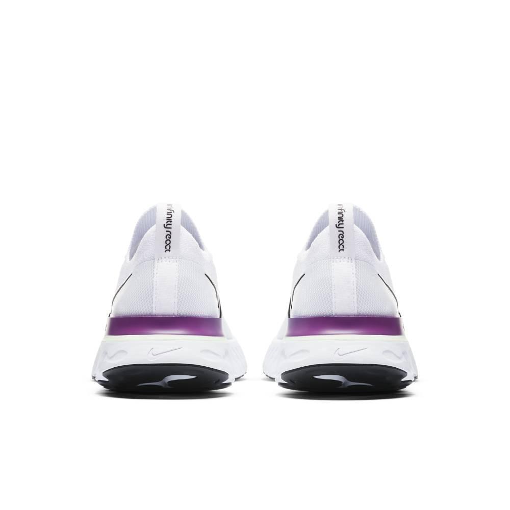 Nike React Infinity Run Flyknit Joggesko Dame Raw Kinetic