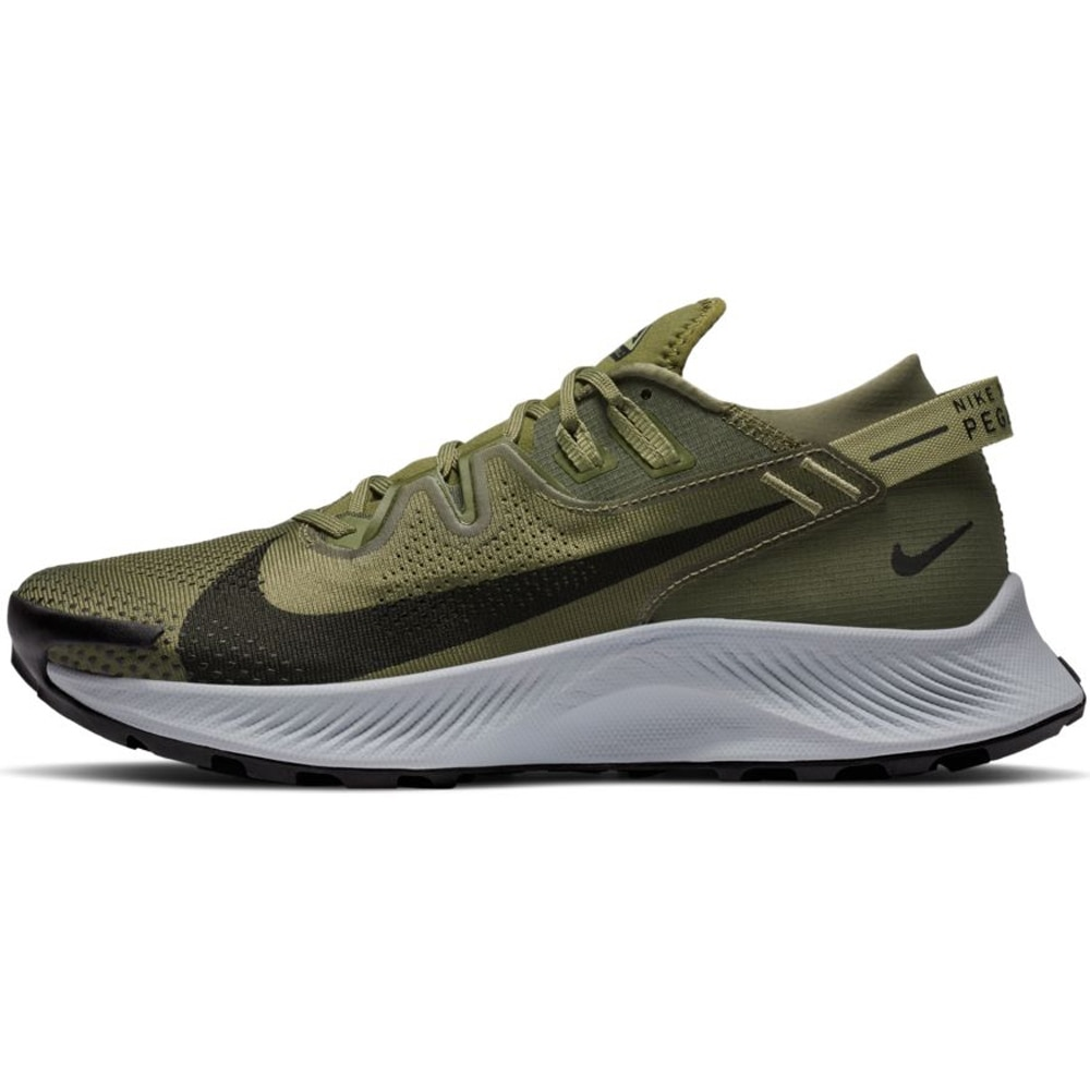 Nike Pegasus Trail 2 Joggesko Herre Olivengrønn