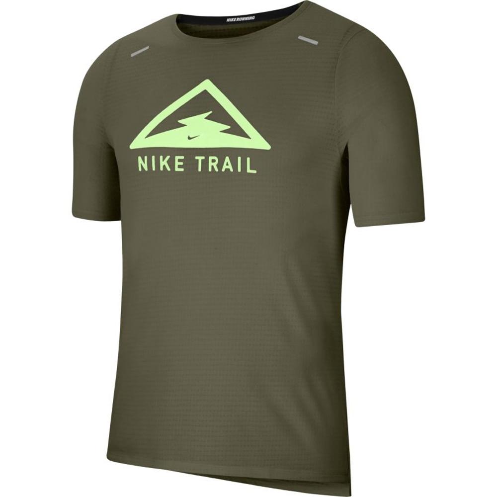 Nike Rise 365 Treningstrøye Herre Grønn