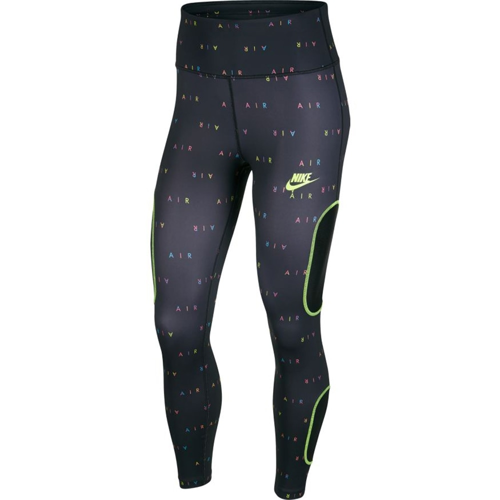 Nike Air 7/8 Løpetights Dame Sort