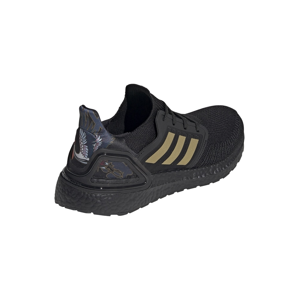 Adidas UltraBoost 20 Joggesko Herre Sort/Gull