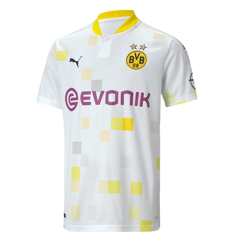 Puma Borussia Dortmund Fotballdrakt 20/21 3rd Barn