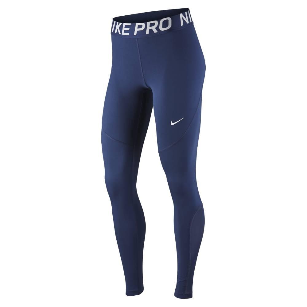 Nike Pro Tights Dame Marine